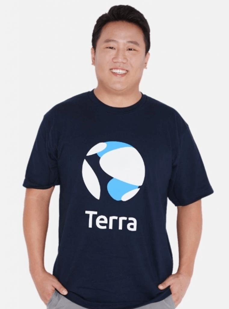 Daniel Shin cofounder Terra money