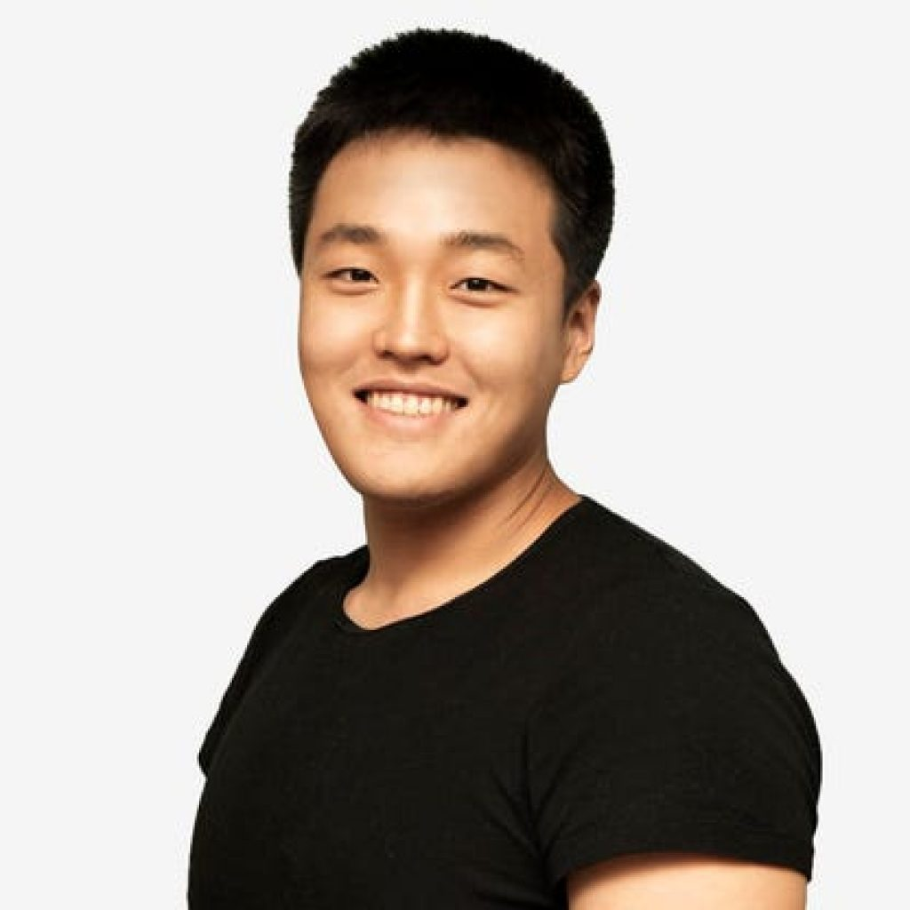 Terra money founder Kwon