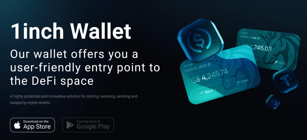 1inch wallet
