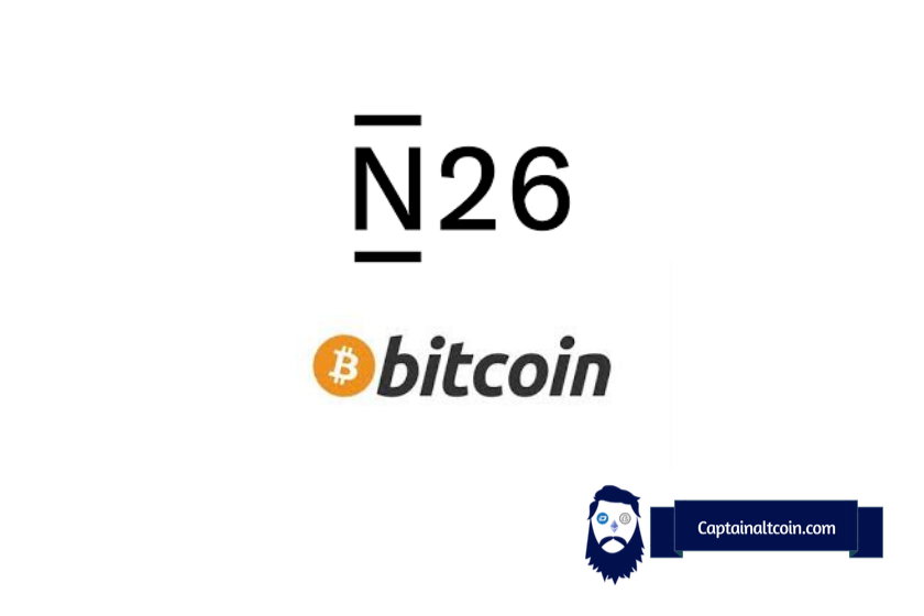 How To Buy Bitcoin With N26 [2021] – Can You Buy Crypto With N26? – CaptainAltcoin